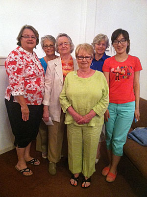 WCC Disciples Women at Coastal Plains District Fellowship