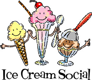 Ice Cream Social July 4