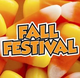 Kids Fall Festival October 26