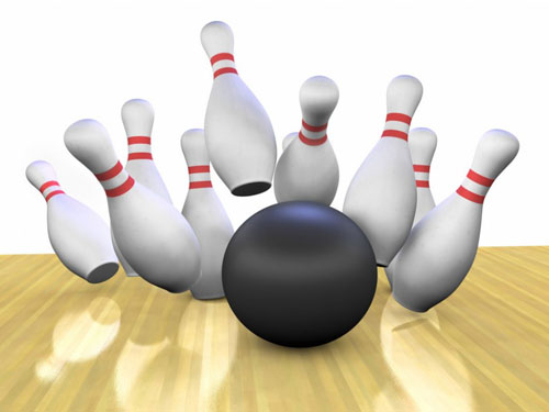 wendell christian church let s go bowling