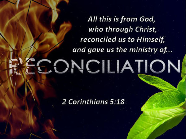 Acts of Reconciliation